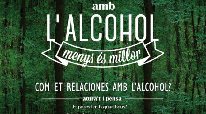 III Setmana de Sensibilització sobre els Riscos del Consum d'Alcohol